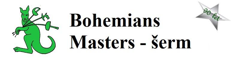 Bohemians Masters – šerm